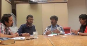 தமிழ்நாட்டில் நடக்கும் தாலி அகற்றும் போராட்டம் பற்றி