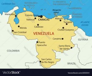 bolivarian-republic-of-venezuela-map-vector-2151544