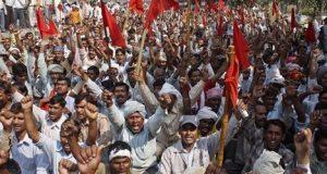 மோடி அரசின் உழைப்பாளர் சட்டத்தின் மீதான தாக்குதல் ஒழிக!